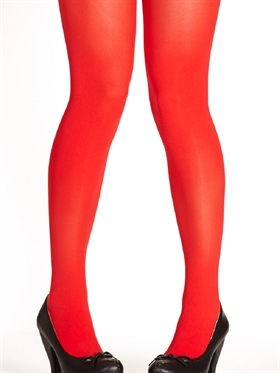 Margot oc real red tights