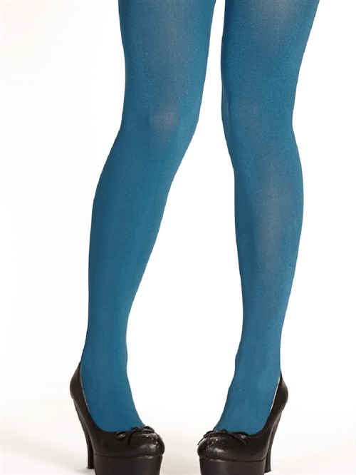 Margot oc turquise tights plus size
