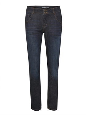 Denim Hunter jeans Tenna Curved vintage dark blue