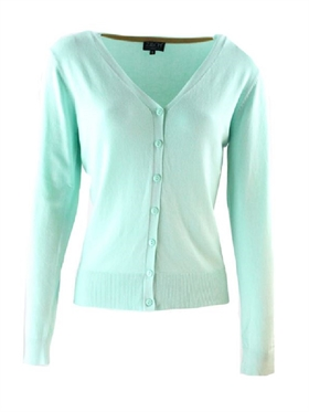 Zilch cardigan mint